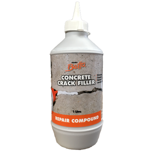 Gripset Betta 1L Concrete Crack Filler