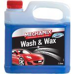 Car Wash, Polish & Wax