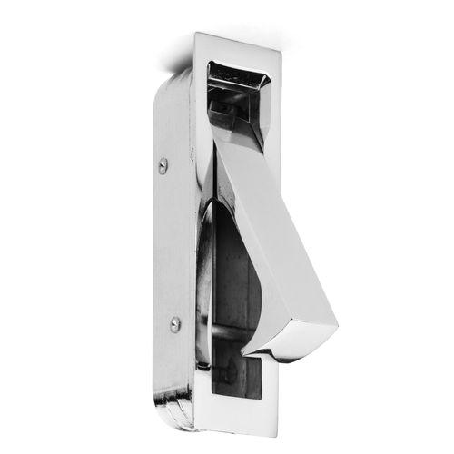 Lemaar 70 x 20mm Satin Chrome Square Edge Door Pull