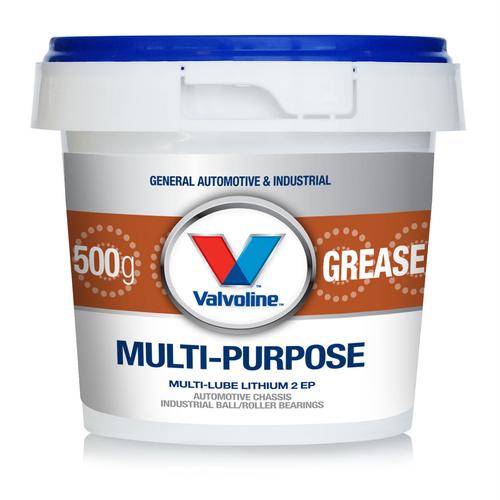 Valvoline 500g Multi-Purpose Grease