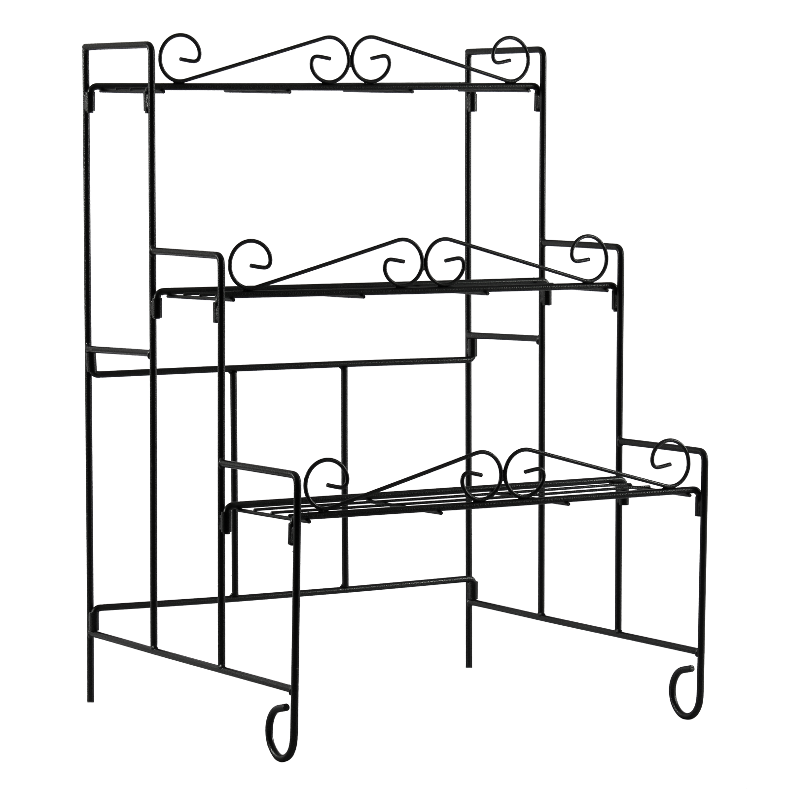 Whites Wall Plant Stand