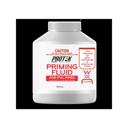 Protek 250ml Clear Priming Fluid
