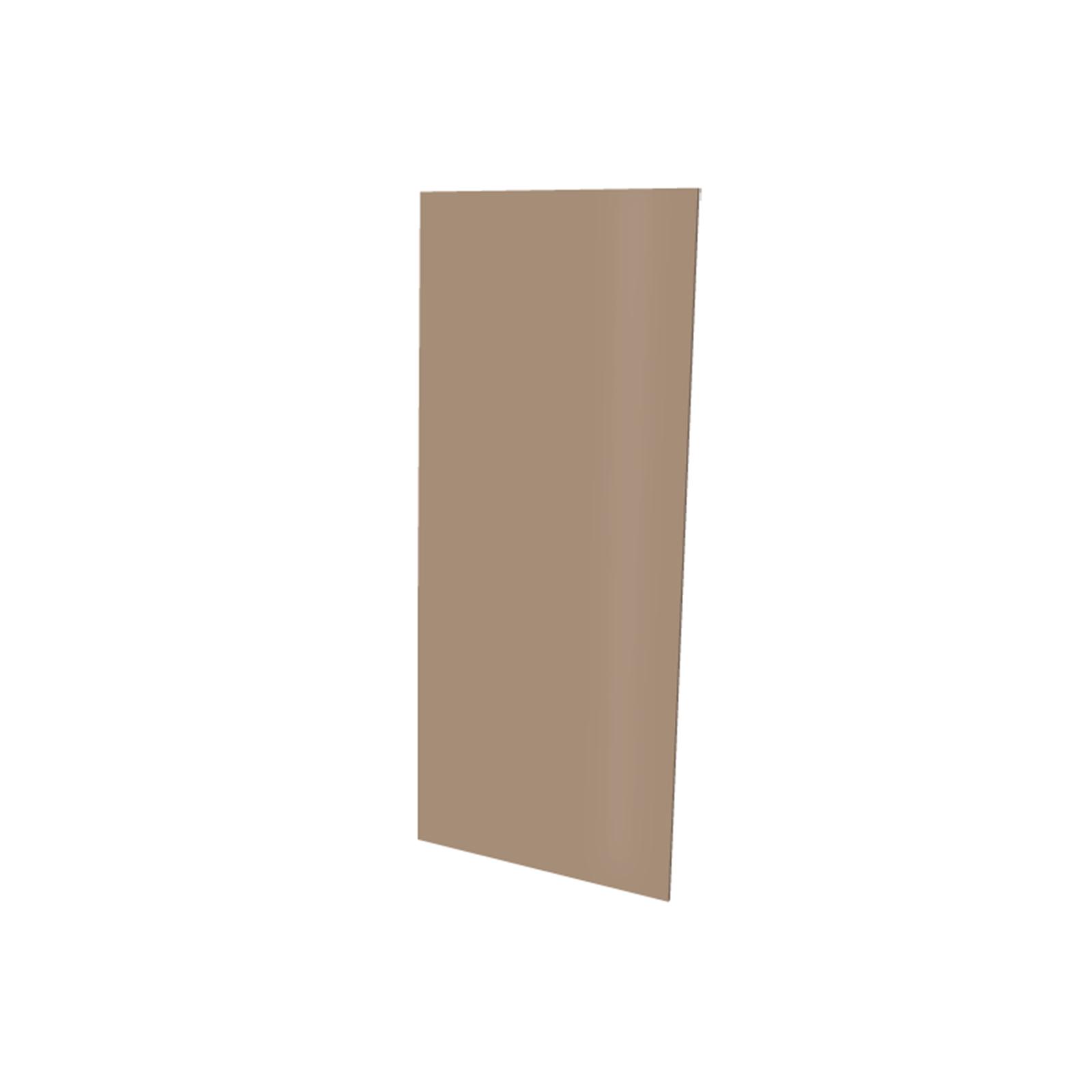 Vistelle 2070 x 900 x 4mm Tawny High Gloss Acrylic Bathroom Panel
