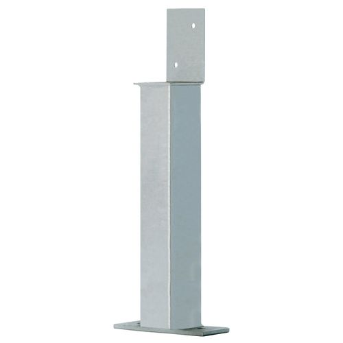 Uni-Pier 75 x 75 x 400mm Post With Telescopic Head Without Antcap