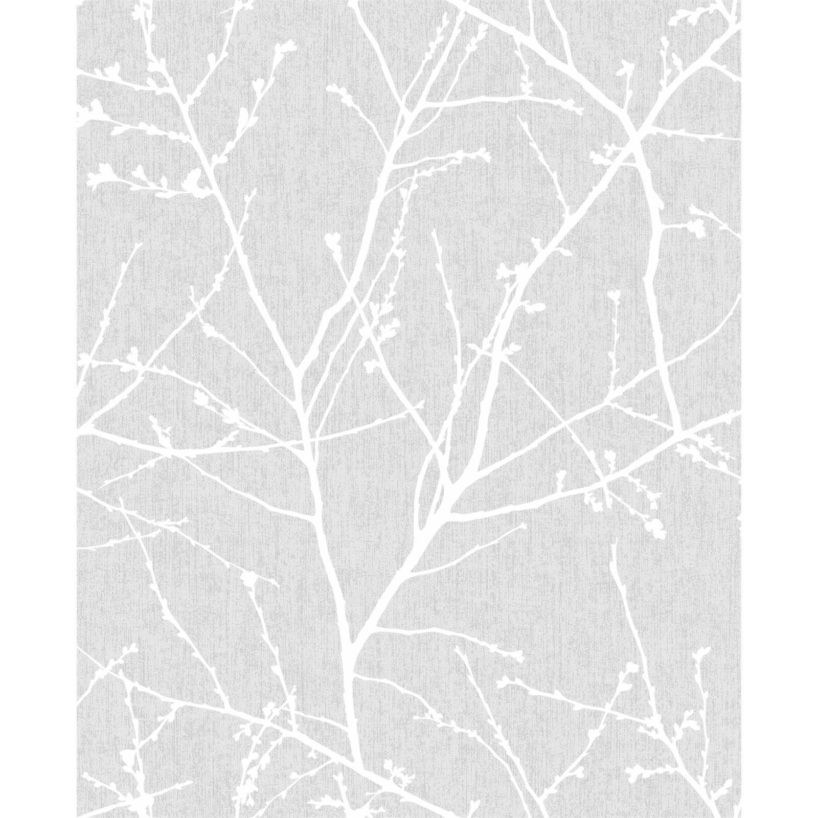 Superfresco Easy 52cm x 10m Grey Innocence Wallpaper