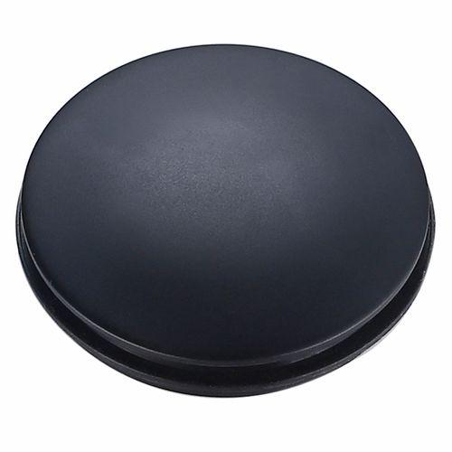 Kinetic 32mm Matte Black Pop Up Waste Cover