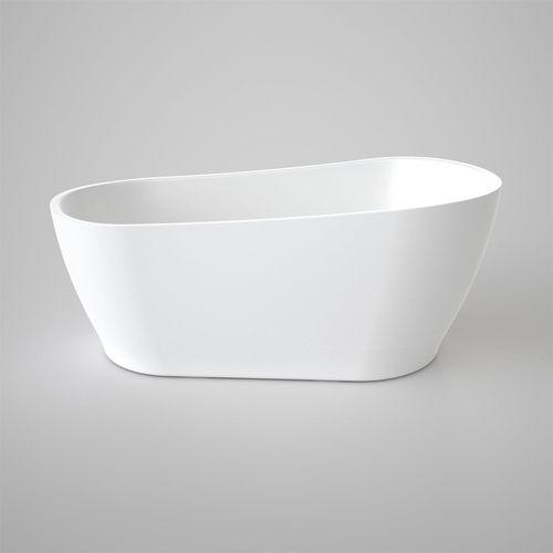 Caroma Blanc Freestanding Bath 1700mm White