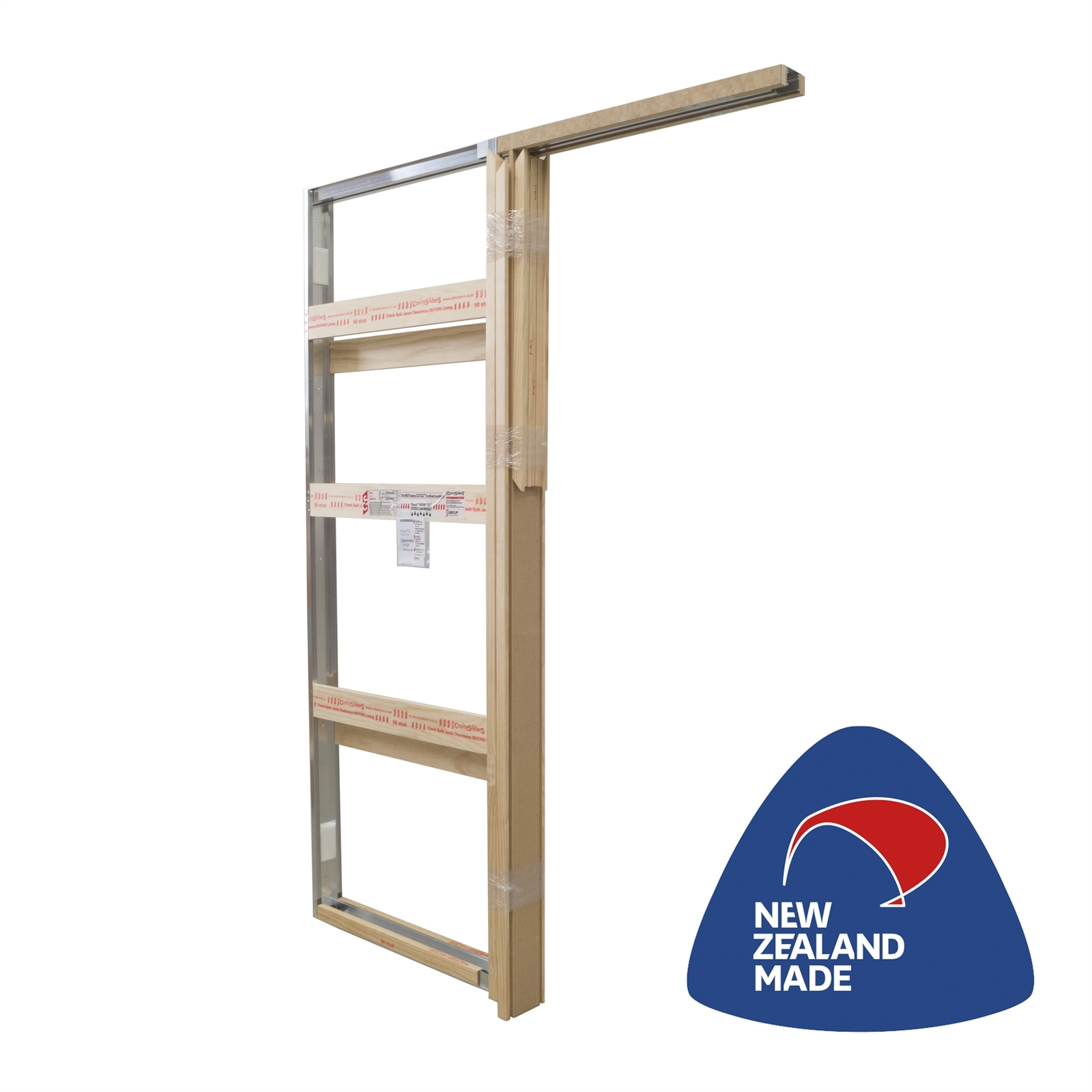 CS SpaceMaker 1980x760x90mm Grooved Cavity Slider