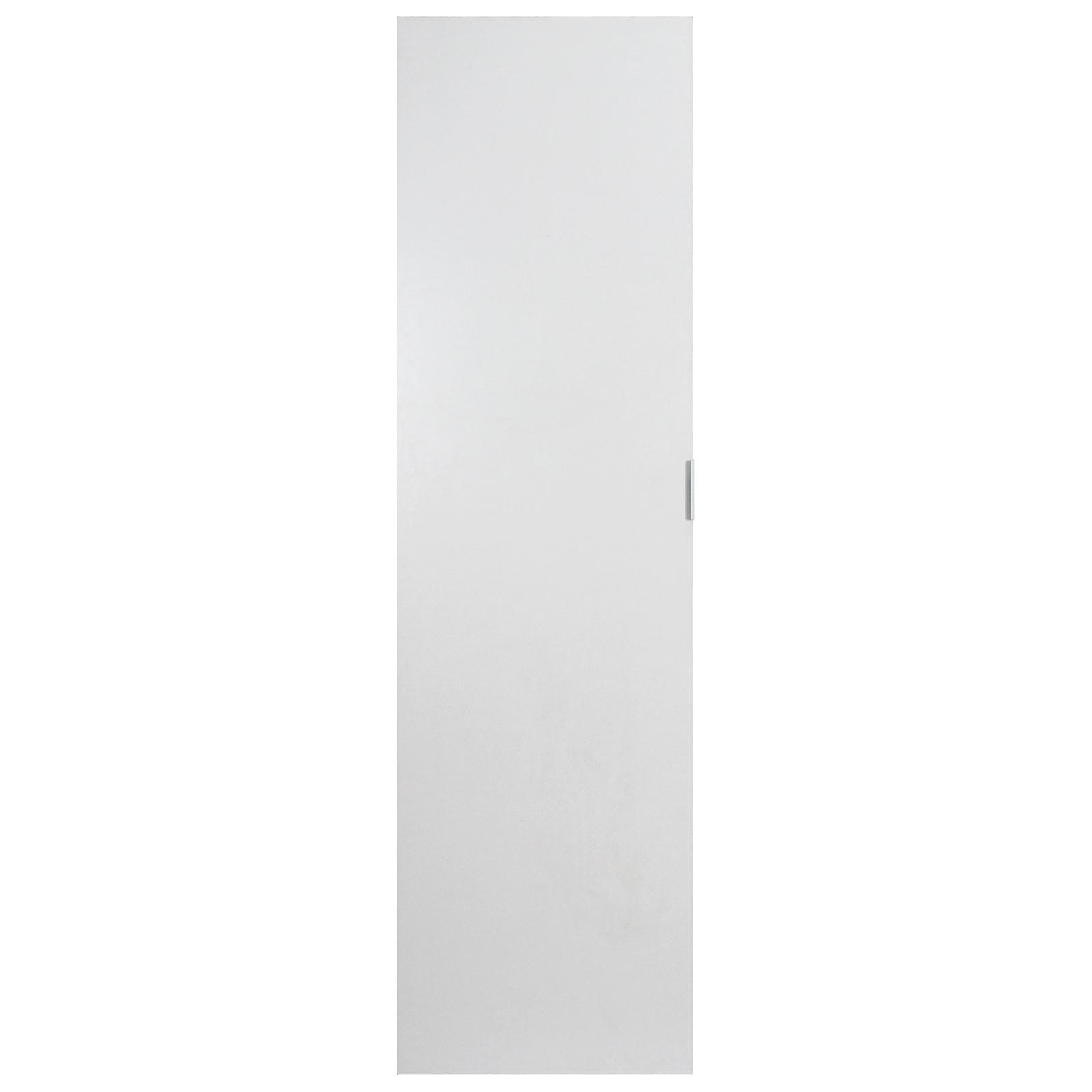 Flexi Storage White Hinge Wardrobe Door