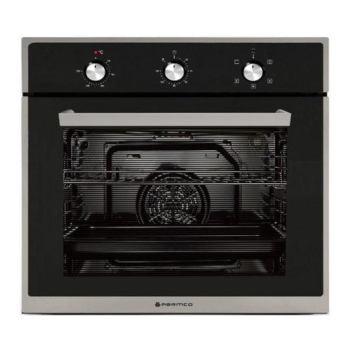 Parmco 600mm 76L Stainless Steel 5 Function Electric Oven