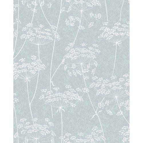 Superfresco Easy 1/2m Blue Aura Wallpaper Sample