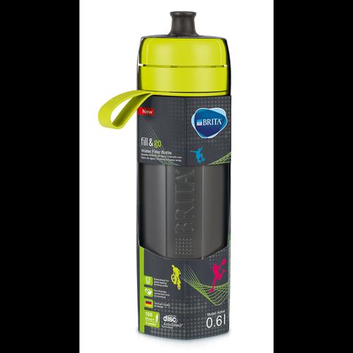 Brita 600ml Lime Active Drink Bottle