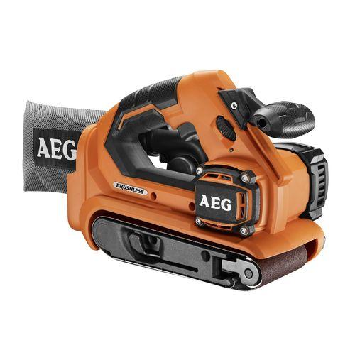 AEG 18V Brushless Belt Sander - Skin Only