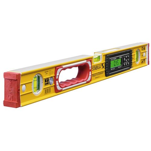 Stabila 61cm Electronic Spirit Level With Bag