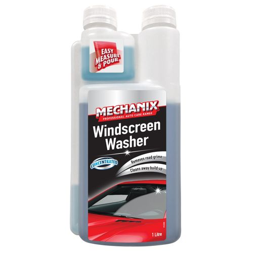Mechanix 1L Windscreen Wash Concentrate