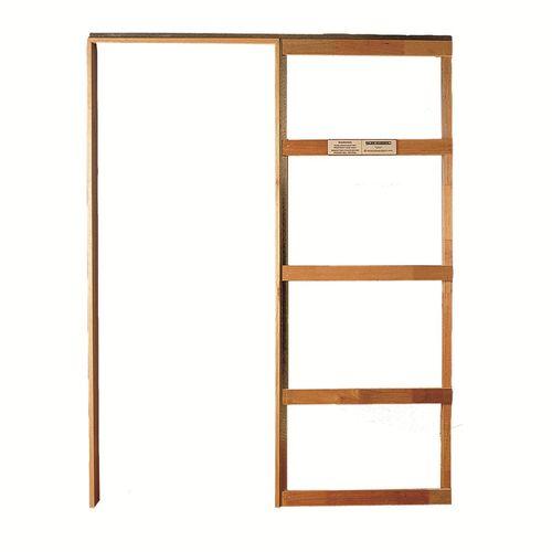 Corinthian Doors 2040 x 770 x 90mm Flush Pull Slimline Door Cavity Unit