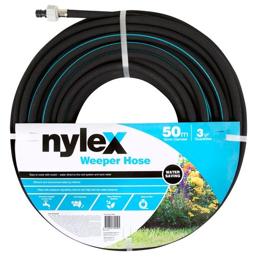 Nylex 50m Weeper Hose