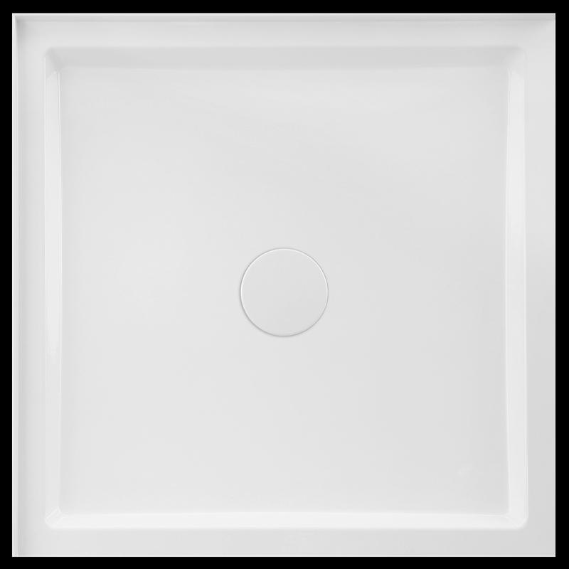 Cadenza 900mm Square Shower Base