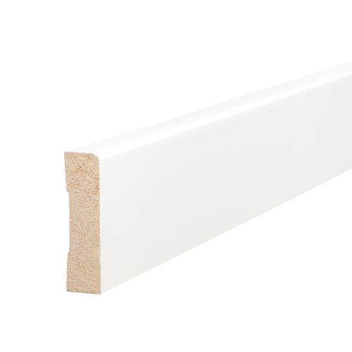 Porta 66 x 18mm 2.7m Primed Pine Moulding Pencil Round