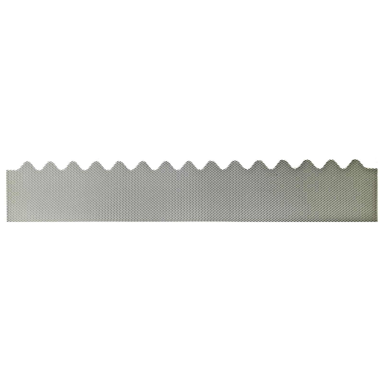 GumLeaf 1200mm Colorbond Metal Corrugated Gutter Guard - Zinc
