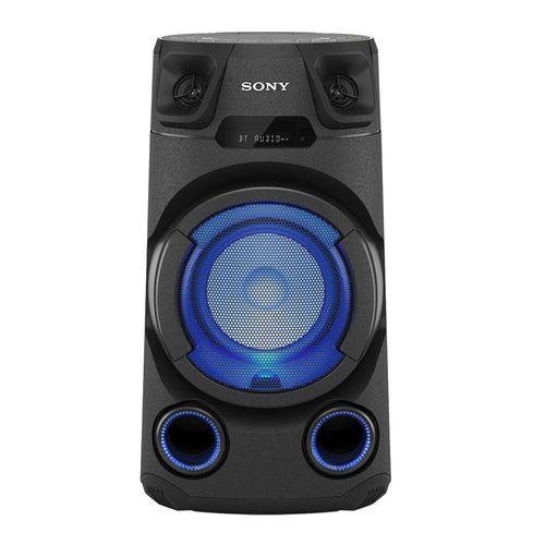 Sony MHC-V13 Compact 2-Way USB/Bluetooth Home Music Party Speaker/Karaoke Black