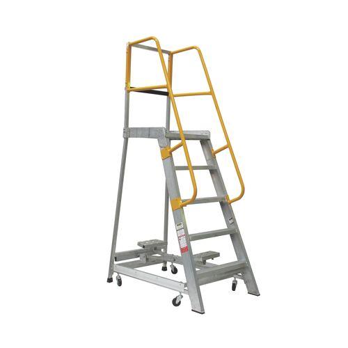 Gorilla 1.5m 200kg Aluminium Ladder Order Picker