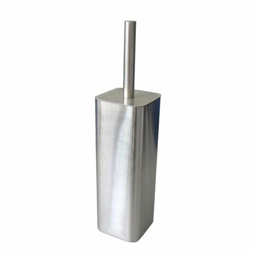 Barelli Stainless Steel Modena Toilet Brush And Holder