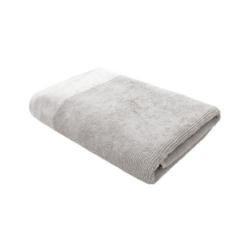 Costa Cotton Bath Towel 68x140cm Silver