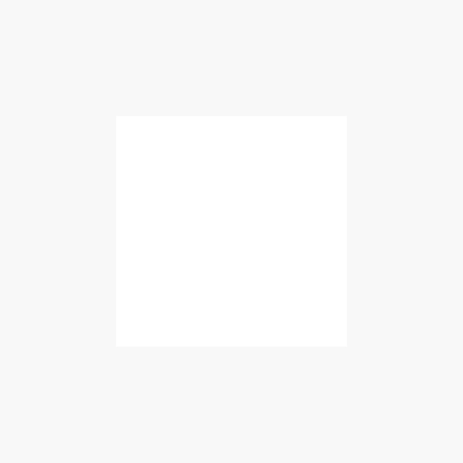 Duratile 20 x 20cm Gloss White Wall Tile - 25 Pack