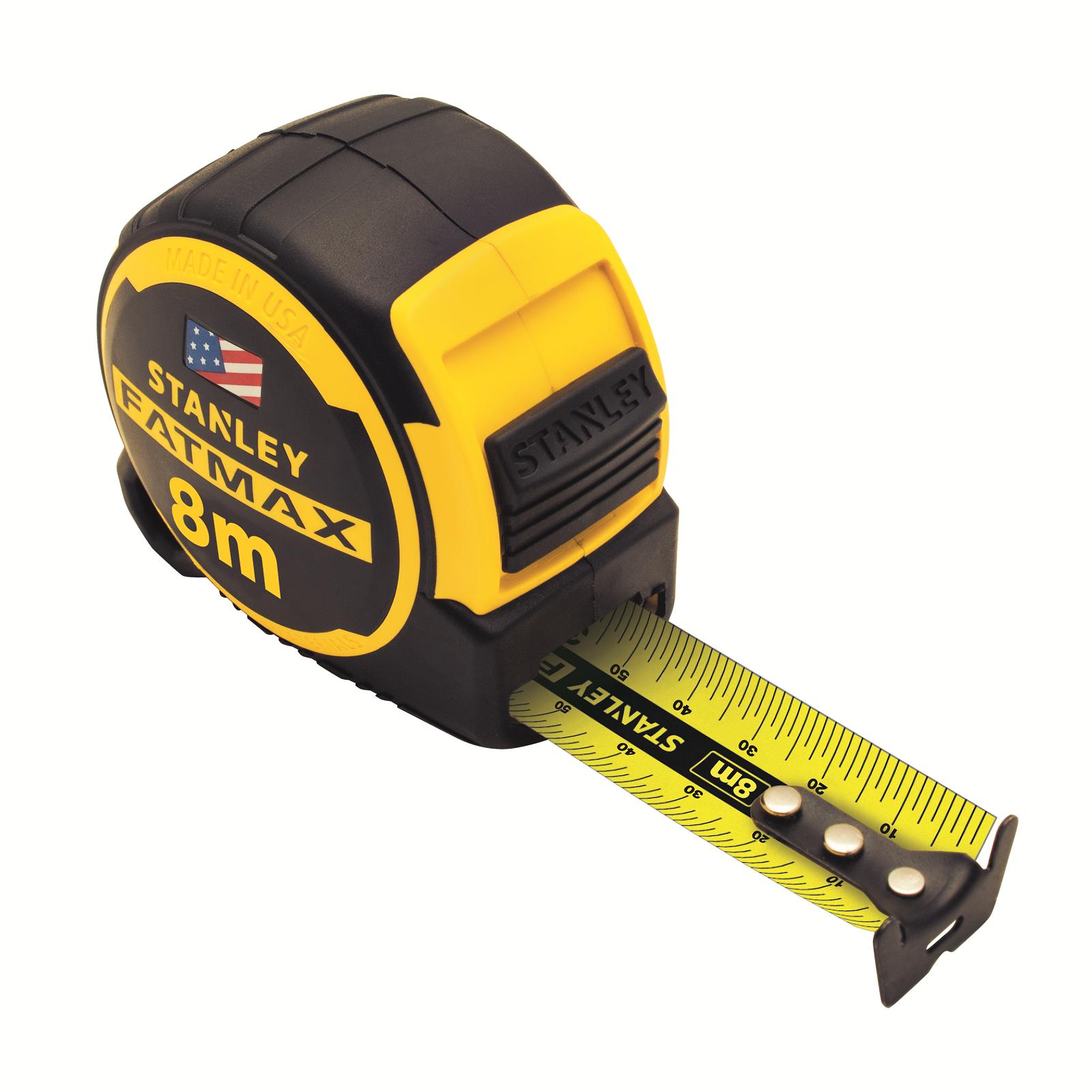 Stanley FatMax 8m Next Gen Tape Measure