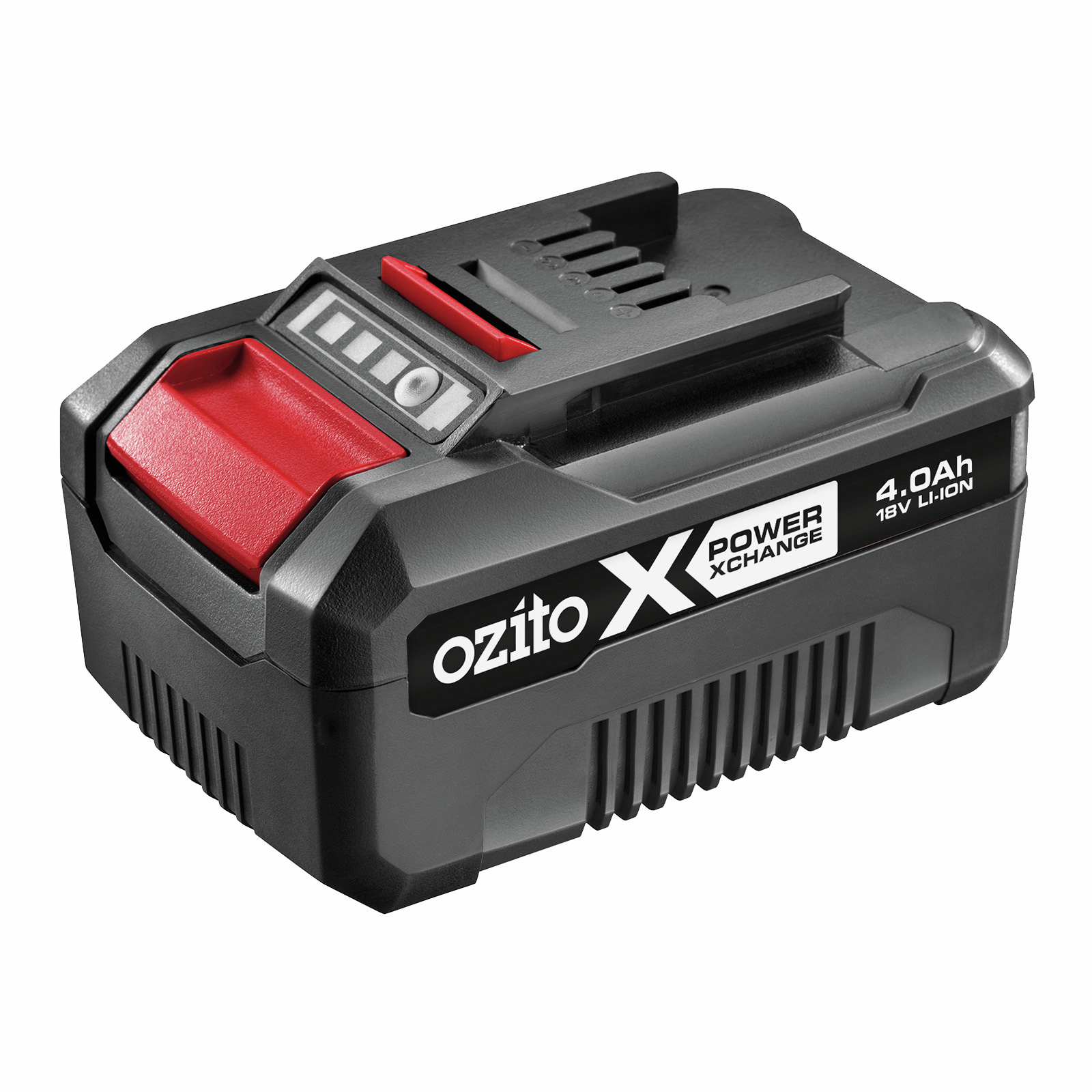 Ozito PXC 18V Black Series 4.0Ah Lithium Ion Battery