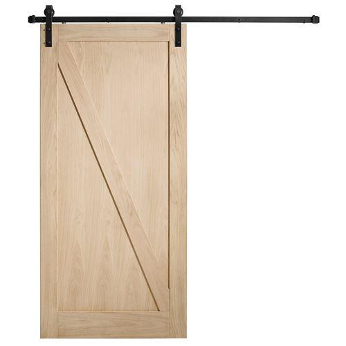 Corinthian Doors 2150 x 1000 x 35mm Moda Barn Interior Door