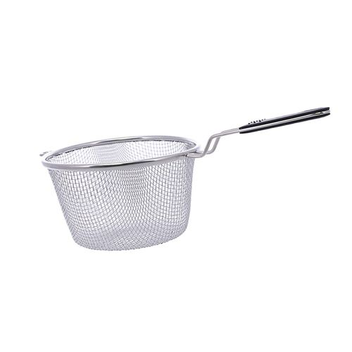 Soffritto A Series Round Deep Fry Basket 18cm
