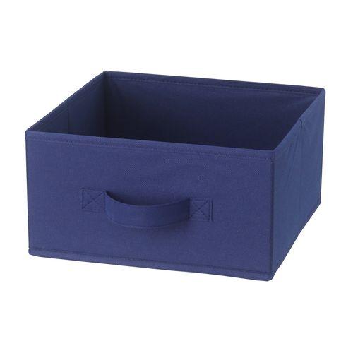 Flexi Storage Kids 27 x 27 x 14cm Navy Blue Fabric Insert