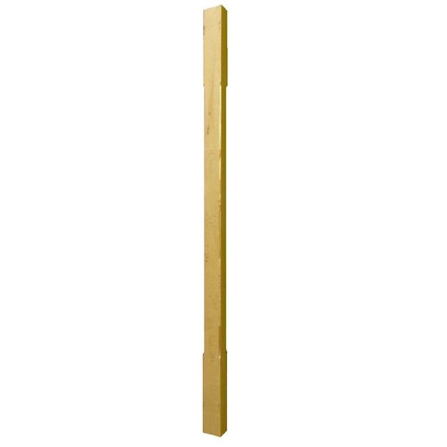 Heritage Products 112 x 112 x 2400mm Chamfered Fingerjointed External LOSP Post