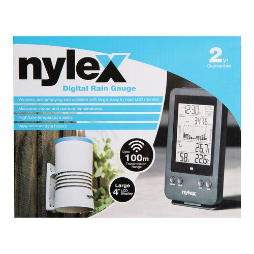 Nylex Digital Rain Gauge