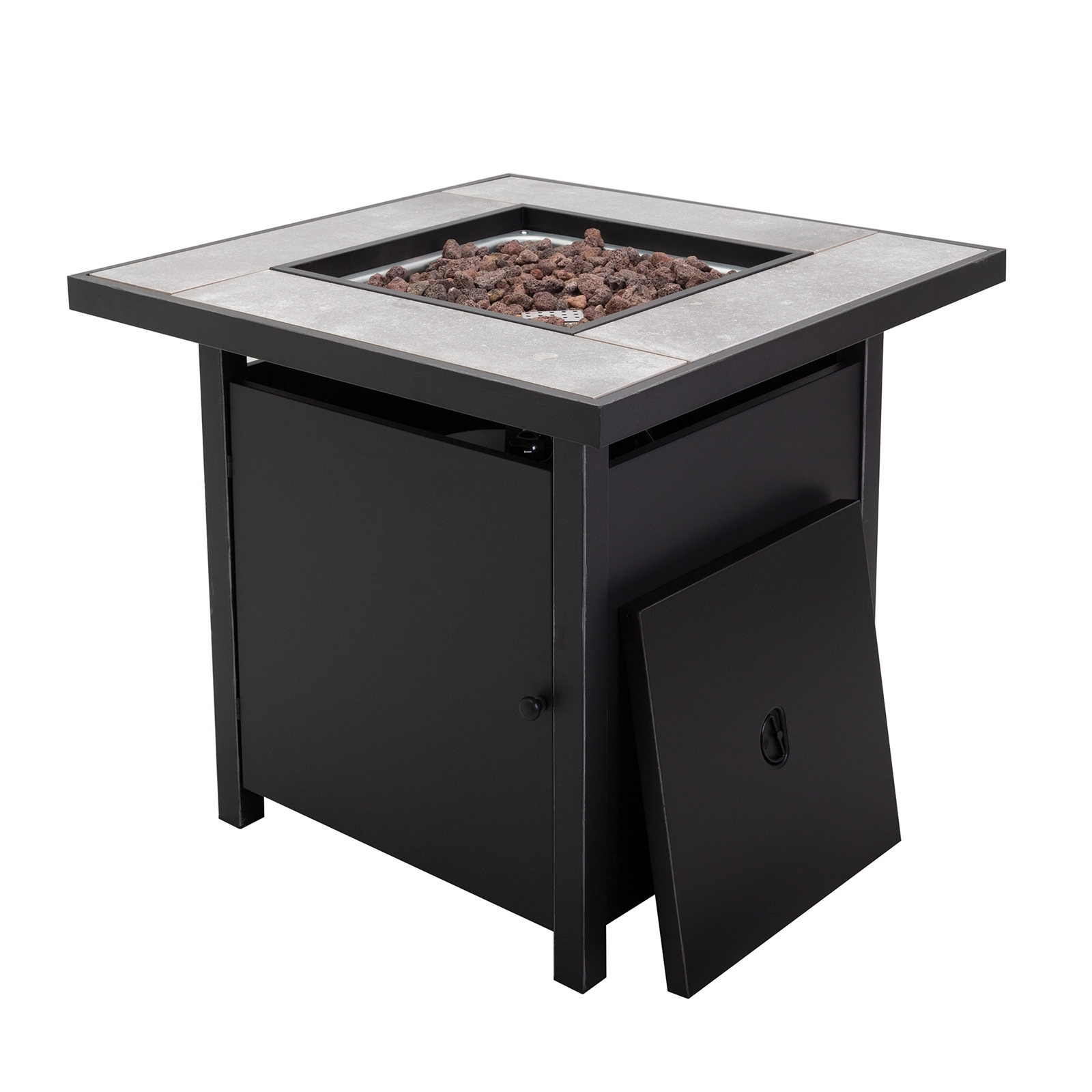 Gasmate Bastion Square Fire Table
