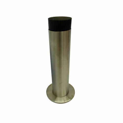 Adoored 110mm Satin Long Round Tube Door Stop