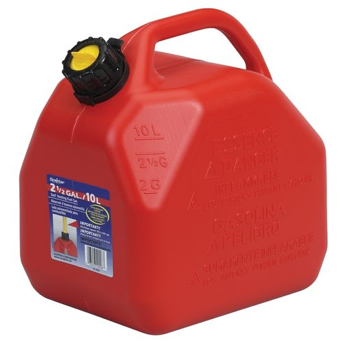 Scepter 10L Fuel Can Red