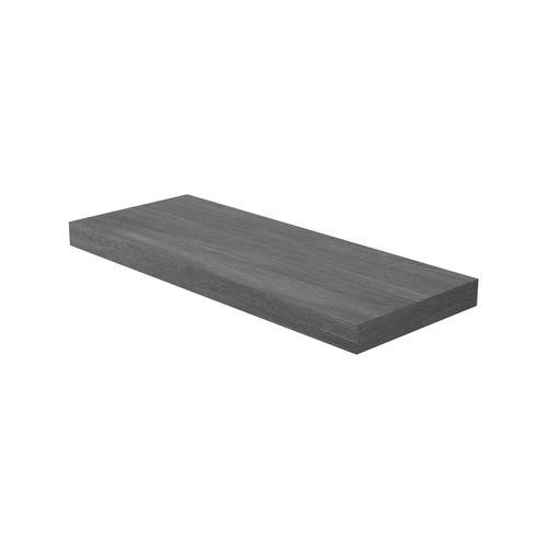 Flexi Storage Decorative Shelving 600 x 38 x 240mm Ash Oak Floating Shelf