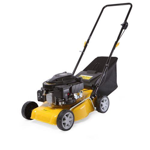 """Yardking 16"""" 127cc Cut & Catch Lawn Mower"""