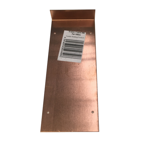 Triumph 150mm Copper Cedar Flat Soaker