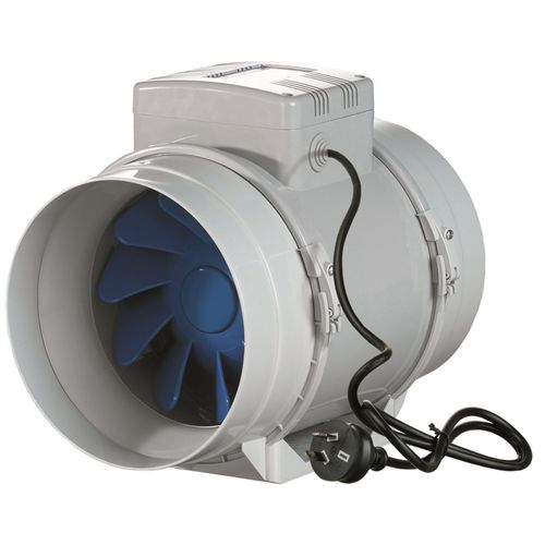 Blauberg 200mm Turbo Mixed Flow Inline Fan