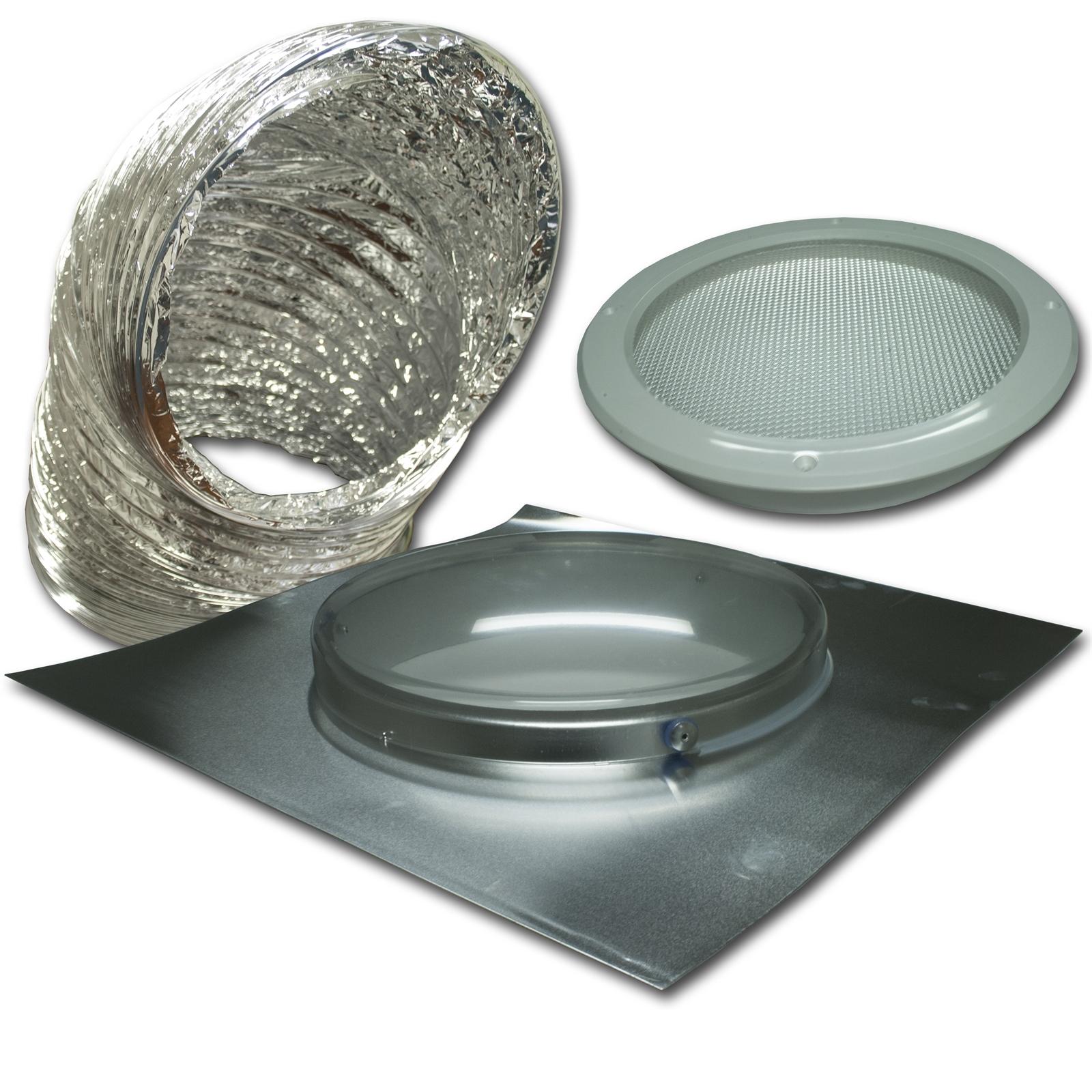 Ezylite 400mm Round Skylight Kit