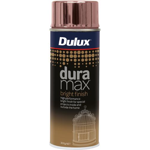 Dulux 300g Duramax Bright Copper Rose Spray Paint