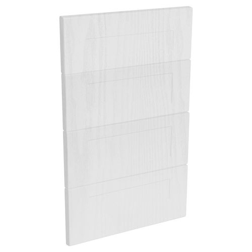 Kaboodle 450mm Provincial White Alpine 4 Drawer Panels