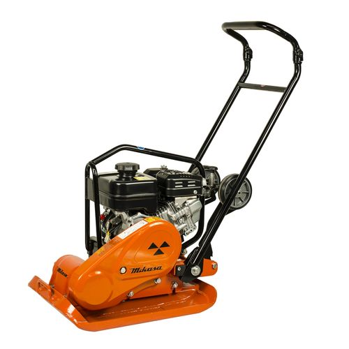For Hire: Mikasa 74kg Plate Compactor - 24hr