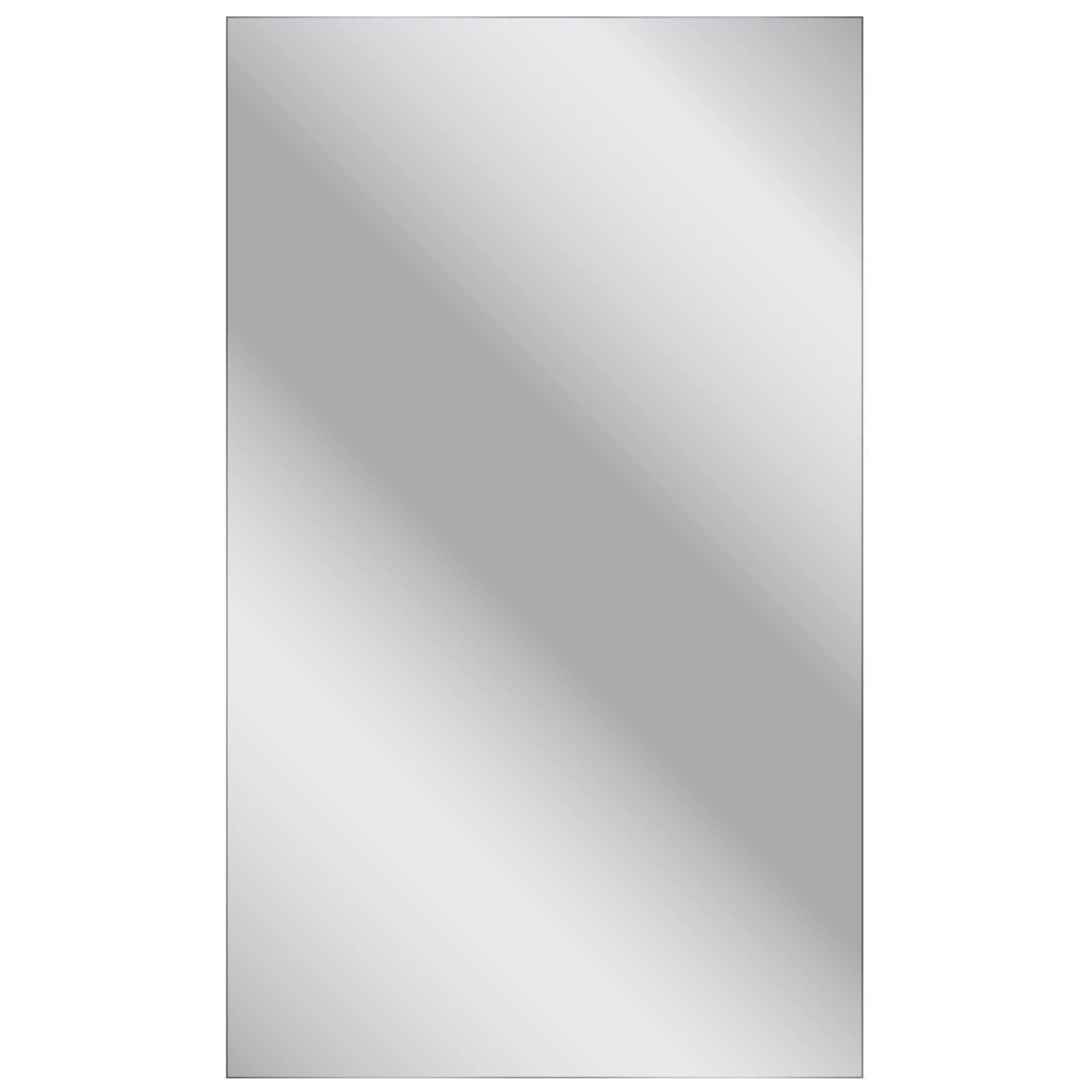 Living Elements 1500 x 900 x 5mm Flat Edge Mirror