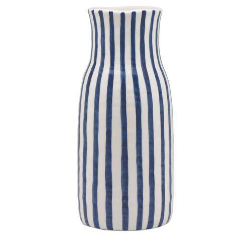 Fraser Hand Painted Blue Vase