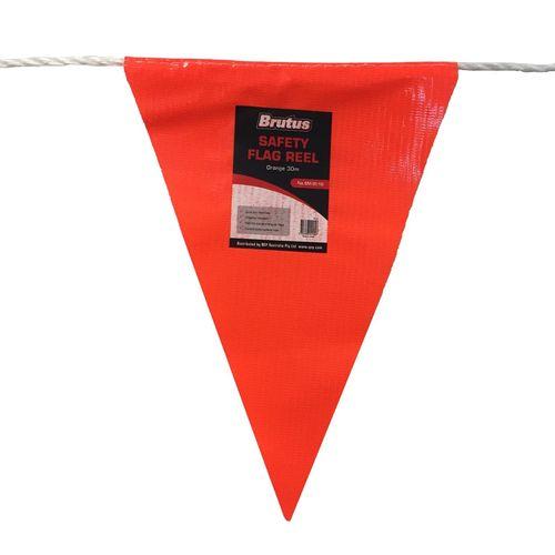 Brutus 30m Safety Flag Hanks